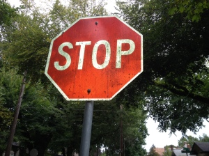 STOP photo