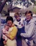 Thurston family 1986