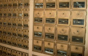 postoffice boxes