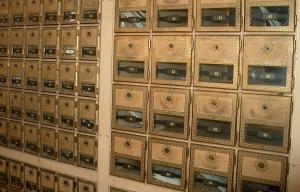 postoffice boxes